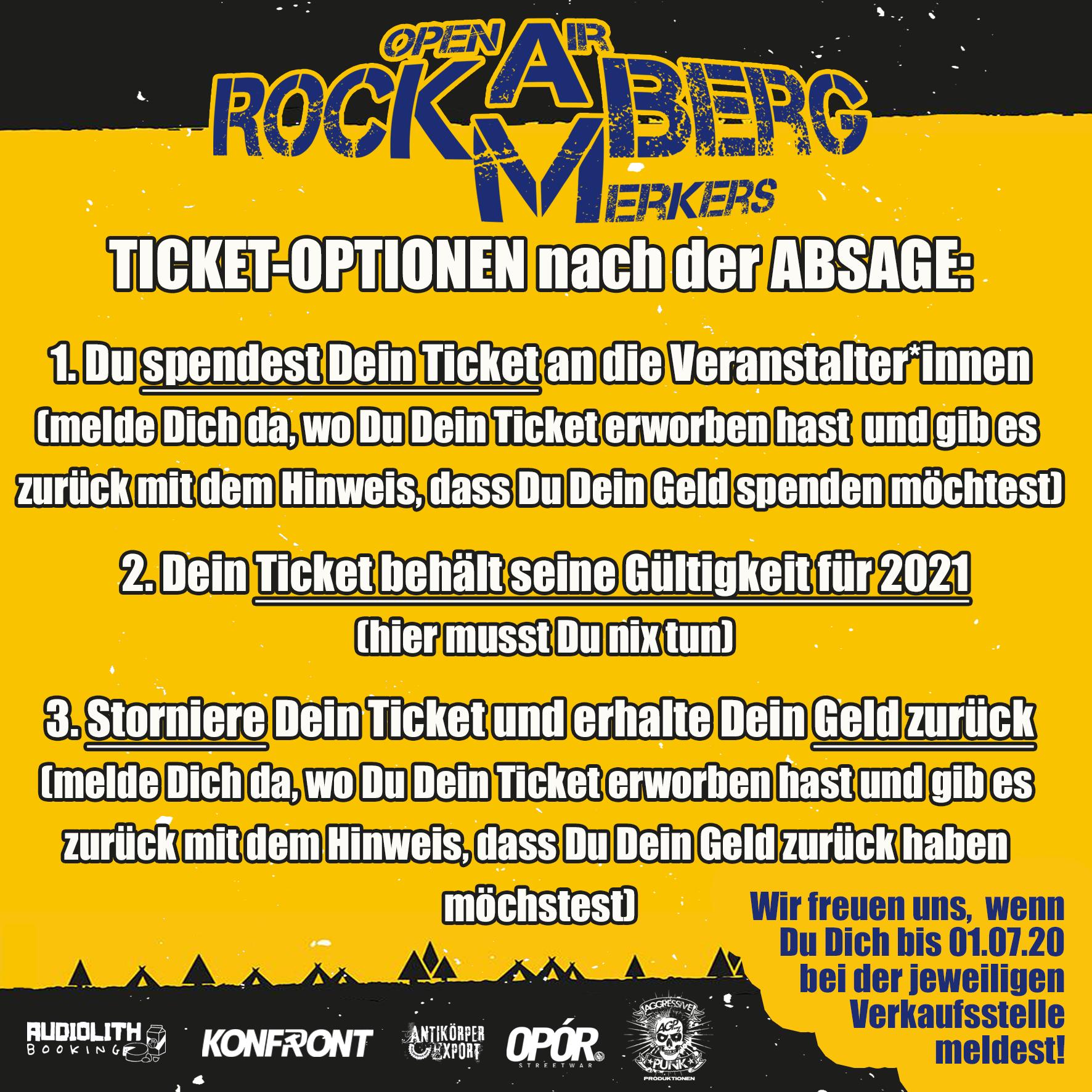 Rock Am Berg Eichstätt 2021